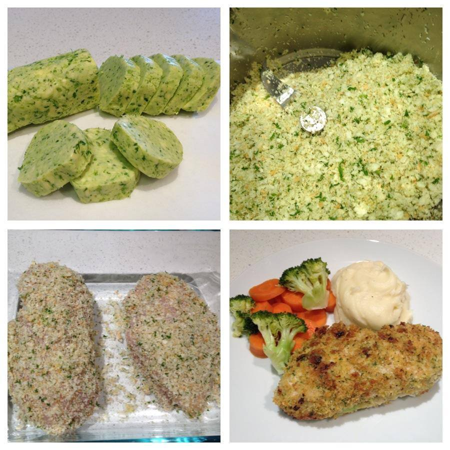 Chicken Kiev – The Road to Loving My Thermo Mixer