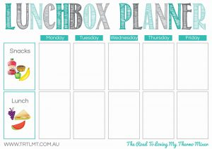 Lunchbox Planner FB 2