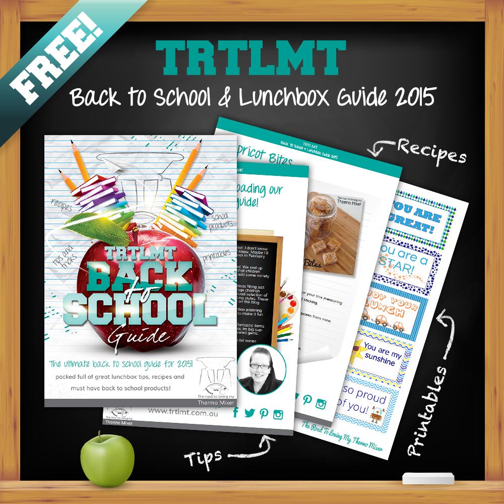 TRTLMT Back To School Guide 2015