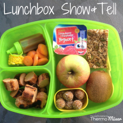 Lunchbox Show+Tell