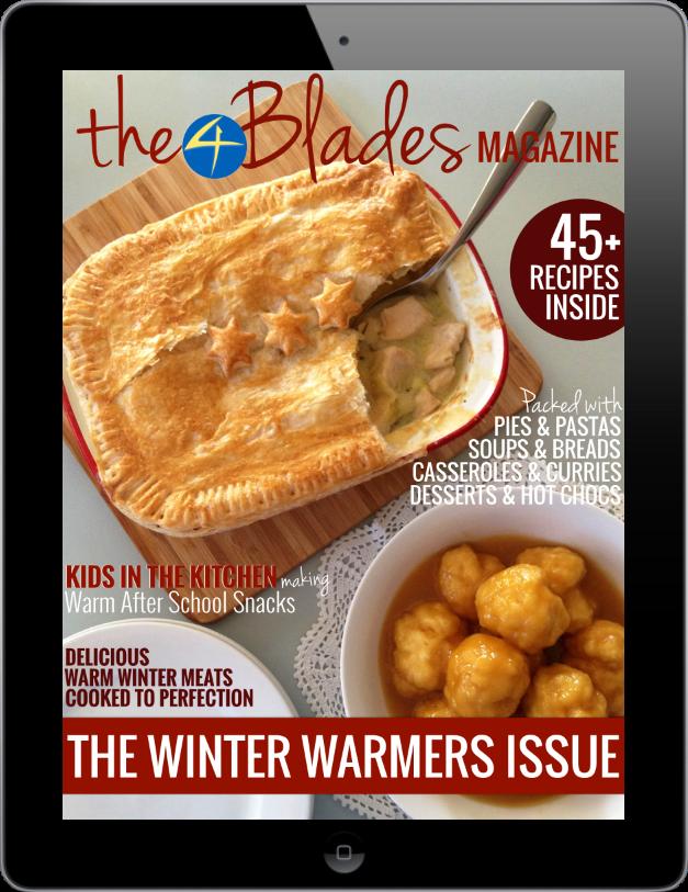 008 - Winter Warmers iPad Frame
