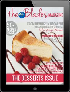 009 - Desserts iPad Frame