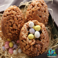 mars bar pinata eggs