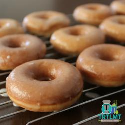 thermomix glazed donuts
