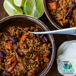 slow cooker chilli con carne