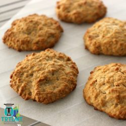 banana veggie biscuits