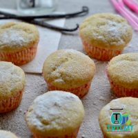 allergy friendly vanilla cakes