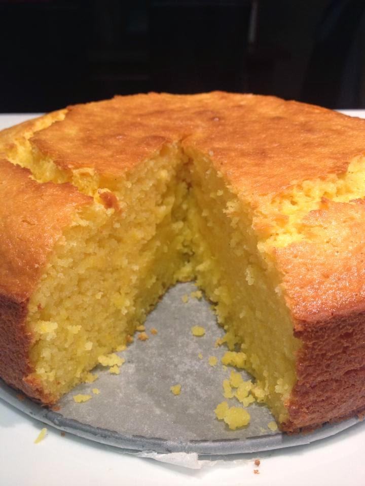 Quick Lemon Cake Thermomix