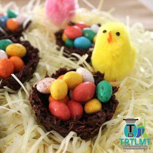 Chocolate Nests