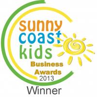 Sunny Coast Kids Business Awards Winner Sinchies