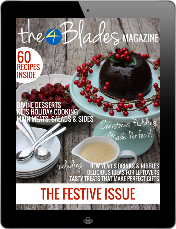 014 - Festive Issue iPad Frame
